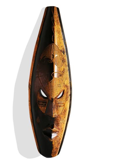 Double colored mask elephant avana africa treniq 1 1516870444735