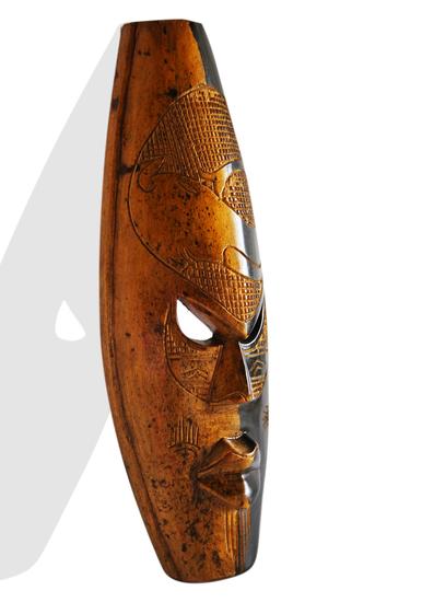 Black yellow elephant mask avana africa treniq 1 1516871580941