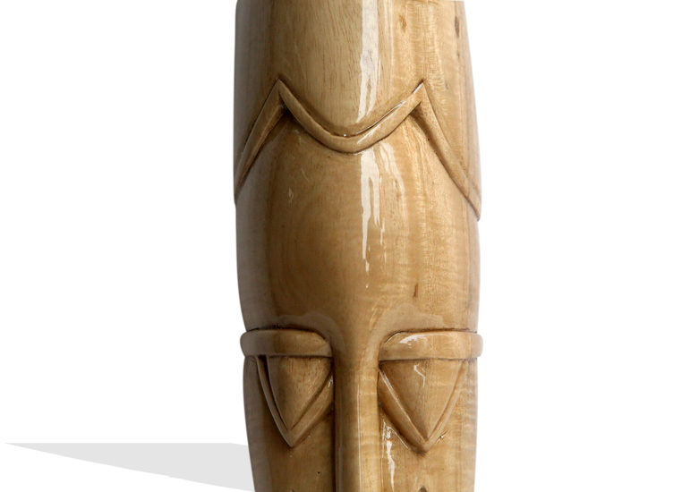 Stylized senoufu mask   light avana africa treniq 1 1516872632295