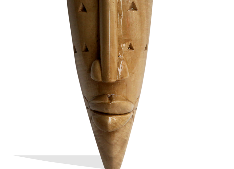 Stylized senoufu mask   light avana africa treniq 1 1516872632292