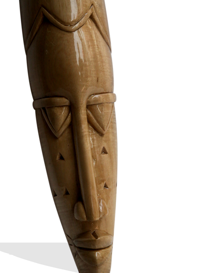 Stylized senoufu mask   light avana africa treniq 1 1516872632289