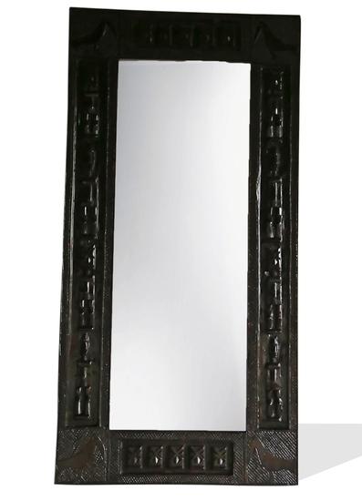 Dogon mirror frame   medium dark avana africa treniq 1 1516877084884