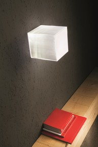 Beetle-Mini-Cube-White+Clear-Ribbed_Studio-Italia-Design_Treniq_0