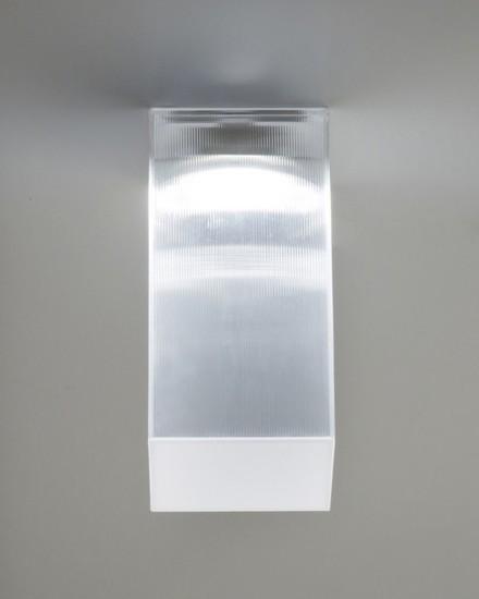 Beetle medium cube white clear ribbed studio italia design treniq 1 1516892249341
