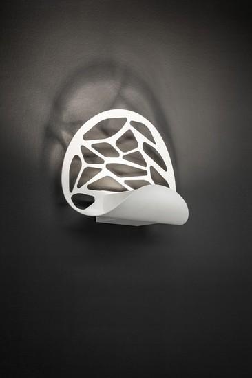 Kelly wall lamp matt white 9010  studio italia design treniq 1 1516893312379