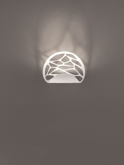 Kelly wall lamp matt white 9010  studio italia design treniq 1 1516893320029