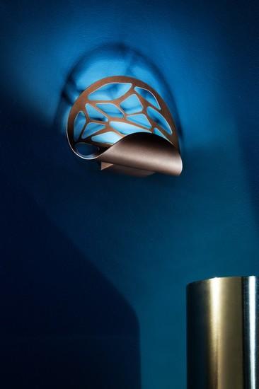 Kelly wall lamp coppery bronze studio italia design treniq 1 1516893479717
