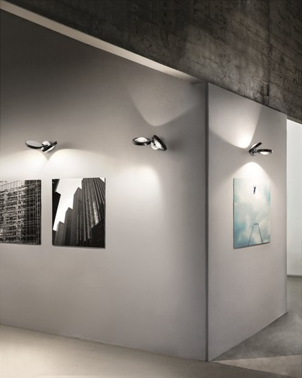 Nautilus wall lamp matt black (3000k) studio italia design treniq 1 1516899493527