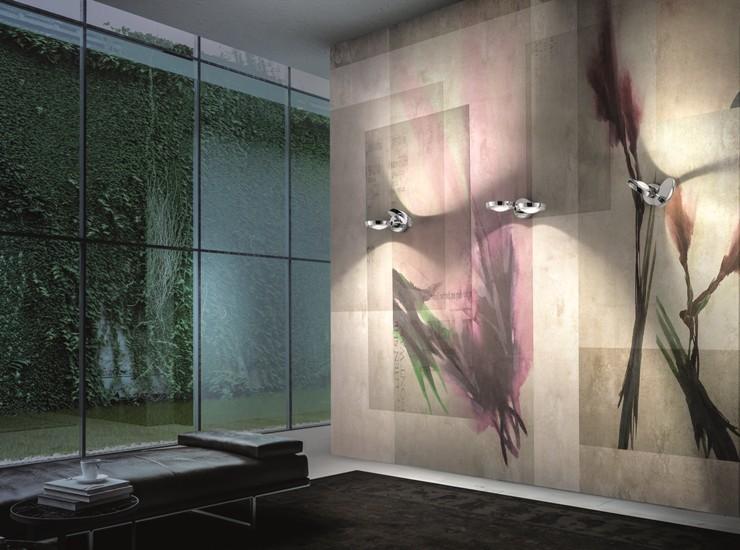 Nautilus wall lamp chrome (3000k) studio italia design treniq 1 1516899582312