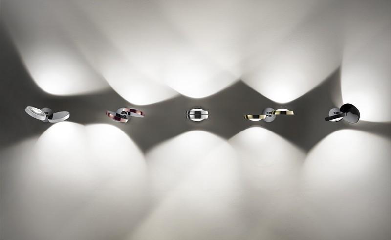 Nautilus wall lamp chrome (3000k) studio italia design treniq 1 1516899585066