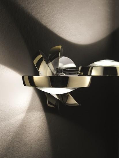 Nautilus wall lamp gold (3000k) studio italia design treniq 1 1516899665528
