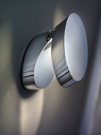 Pin up wall lamp chrome (3000k) studio italia design treniq 1 1516958382476