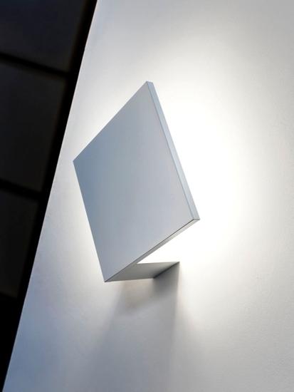 Puzzle square single wall lamp matt white (3000k) studio italia design treniq 1 1516963344246
