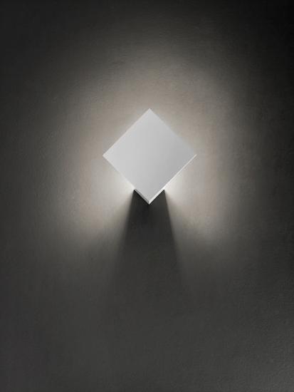 Puzzle square single wall lamp matt white (3000k) studio italia design treniq 1 1516963347700