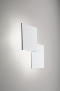 Puzzle-Square-Double-Wall/Ceiling-Lamp-Matt-White-(3000-K)_Studio-Italia-Design_Treniq_0
