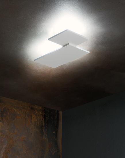Ceiling lamp matt white (3000k) studio italia design treniq 1 1516963875370