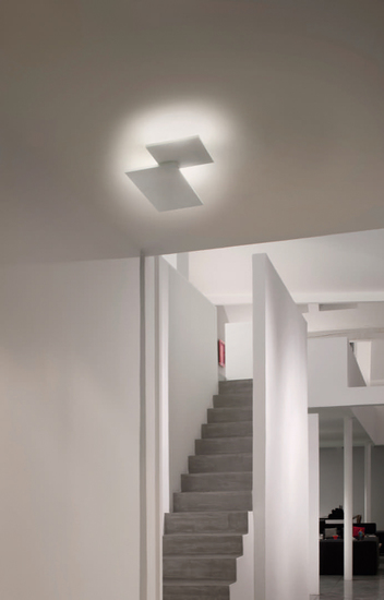 Ceiling lamp matt white (3000k) studio italia design treniq 1 1516963878206