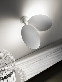 Puzzle-Round-Double-Wall/Ceiling-Lamp-Matt-White-(3000-K)_Studio-Italia-Design_Treniq_0