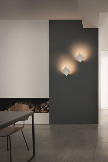 Puzzle twist wall lamp matt white (3000k) studio italia design treniq 1 1516966907047