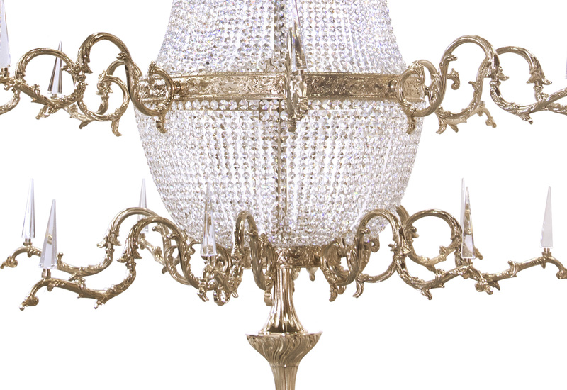 Theater chandelier luxxu treniq 4