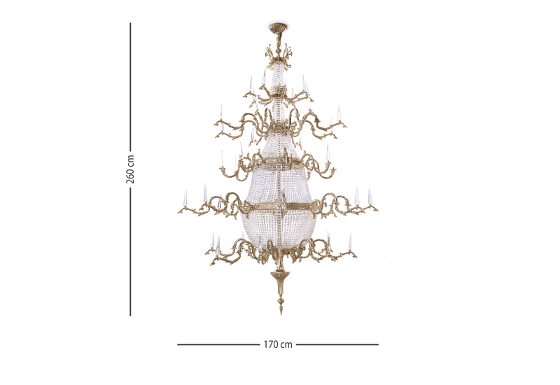 Theater chandelier luxxu treniq 5
