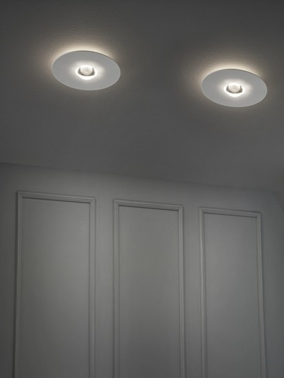 Bugia single ceiling lamp chrome (3000k) studio italia design treniq 1 1516976244491