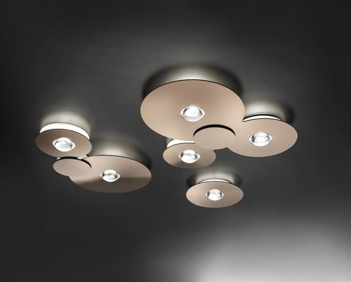 Bugia single ceiling lamp glossy copper (3000k) studio italia design treniq 1 1516976466569