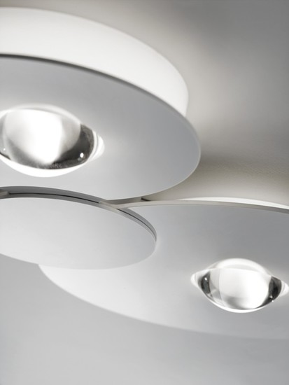 Bugia double ceiling lamp white (3000k) studio italia design treniq 1 1516976699429