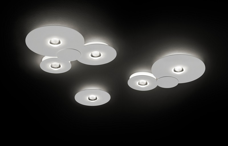 Bugia double ceiling lamp white (3000k) studio italia design treniq 1 1516976713306