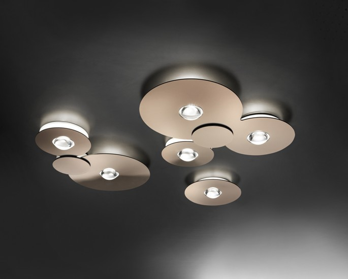 Bugia double ceiling lamp glossy copper (3000k) studio italia design treniq 1 1516977361558