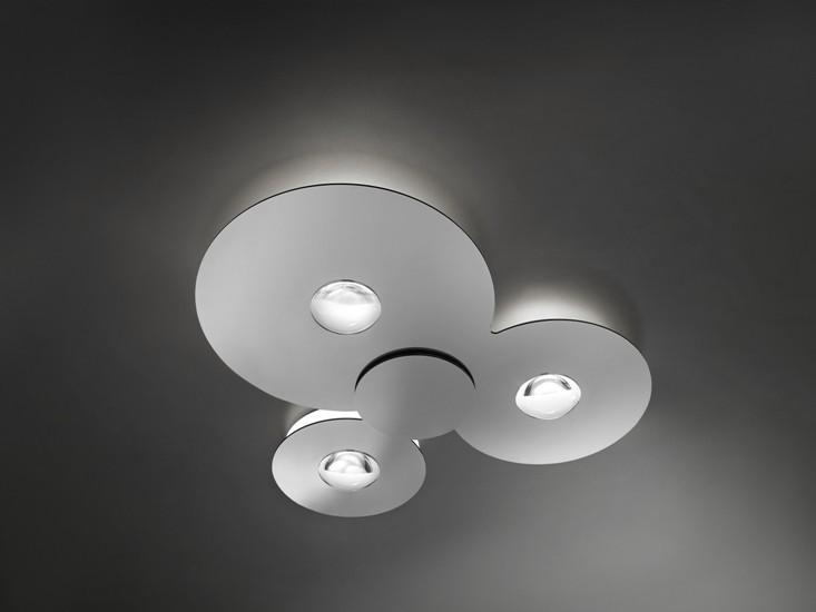 Bugia triple ceiling lamp chrome (3000k) studio italia design treniq 1 1516979105273