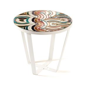 Caldas Round Coffee Table - Mambo Unlimited - Treniq