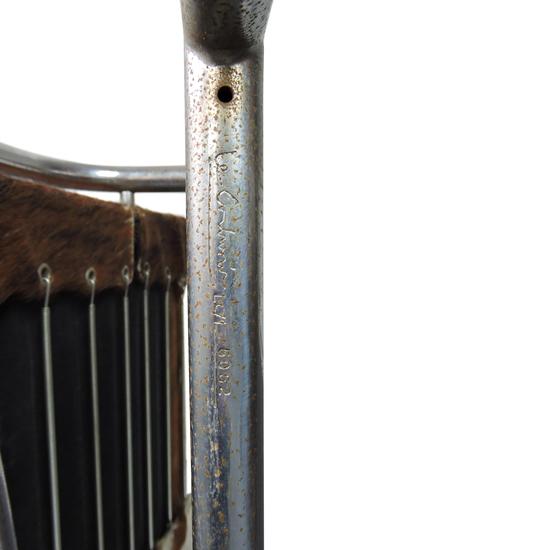 Midcentury le corbusier for cassina italian cow hide chair danielle underwood treniq 1 1517318114125