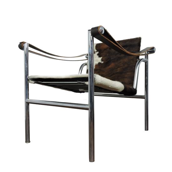 Midcentury le corbusier for cassina italian cow hide chair danielle underwood treniq 1 1517319079162