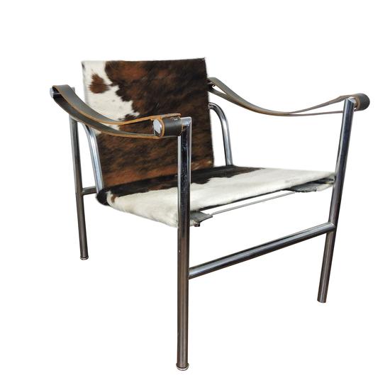 Midcentury le corbusier for cassina italian cow hide chair danielle underwood treniq 1 1517319079160