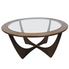 Mid century teak astro coffee table danielle underwood treniq 1 1517323590654