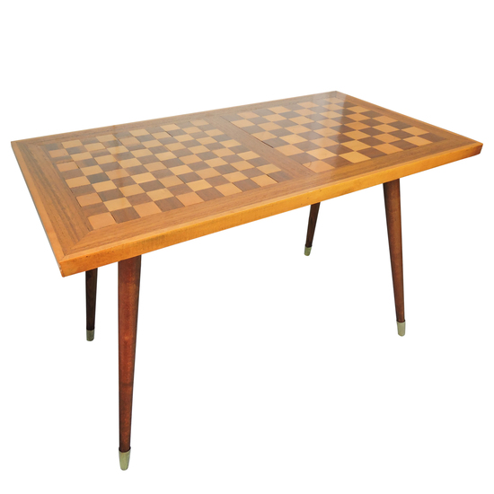 Mid century chess table  1970s danielle underwood treniq 1 1517328080781