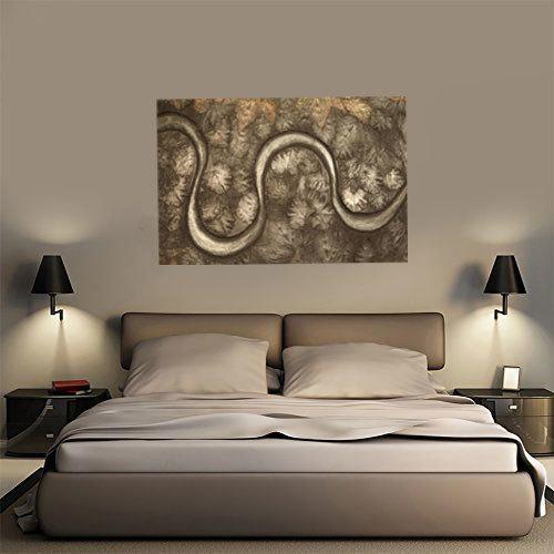 Ghost snake in winter leaves  metall fx treniq 2 1517838700853