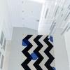 Hand knotted %22cherry tree blue%22 by cecilia stterdahl carpets cc treniq 1 1517900291901