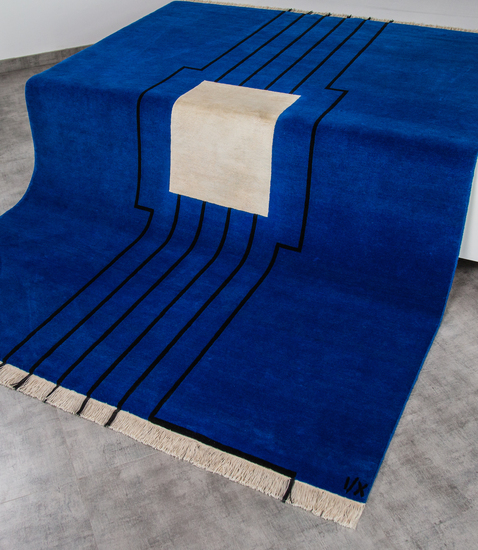 Hand knotted %22disobedience%22 by cecilia stterdahl carpets cc treniq 1 1517900396225