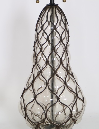 Murano caged glass lamps by marbro sergio jaeger treniq 1 1517944683164