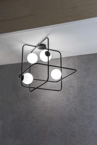 Intrigo suspension lamp black marchetti treniq 1 1518165218413