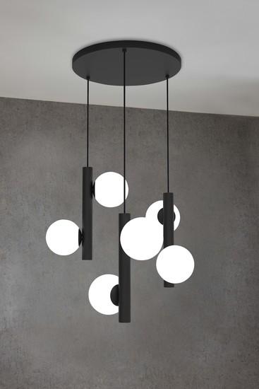 Tin tin s3 suspension lamp black marchetti treniq 1 1518166952468