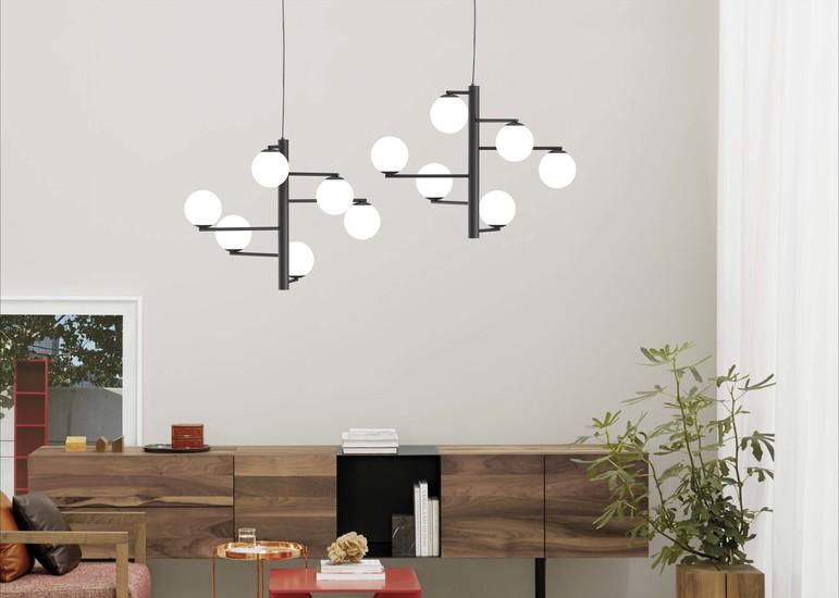 Tin tin s6 suspension lamp black marchetti treniq 1 1518168642255