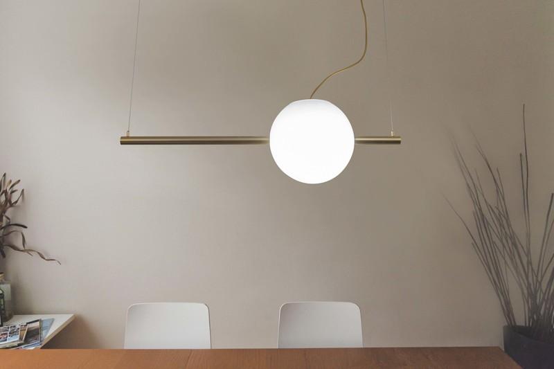 Cruna suspension lamp satin gold marchetti treniq 1 1518169606766