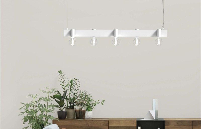Minimal suspension lamp white  marchetti treniq 1 1518172862437