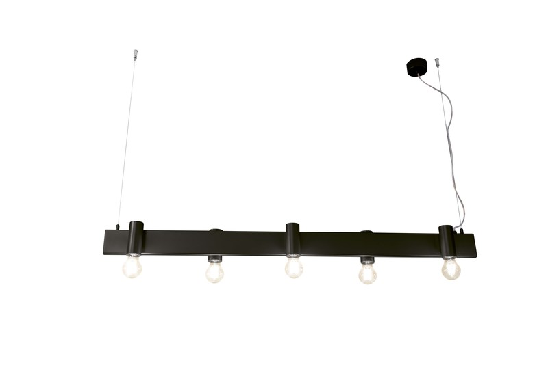 Minimal suspension lamp black marchetti treniq 1 1518172938829