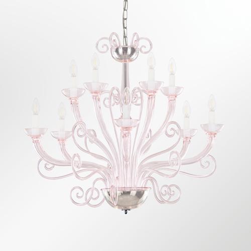 Venetian glass chandelier melisanda multiforme treniq 1 1518183781186