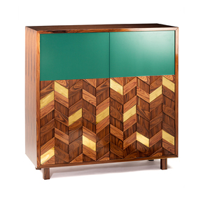 Samoa Bar Cabinet - Mambo Unlimited - Treniq