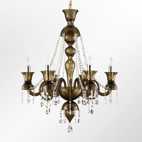 Pasternak-Artistic-Blown-Glass-Chandelier_Multiforme_Treniq_0